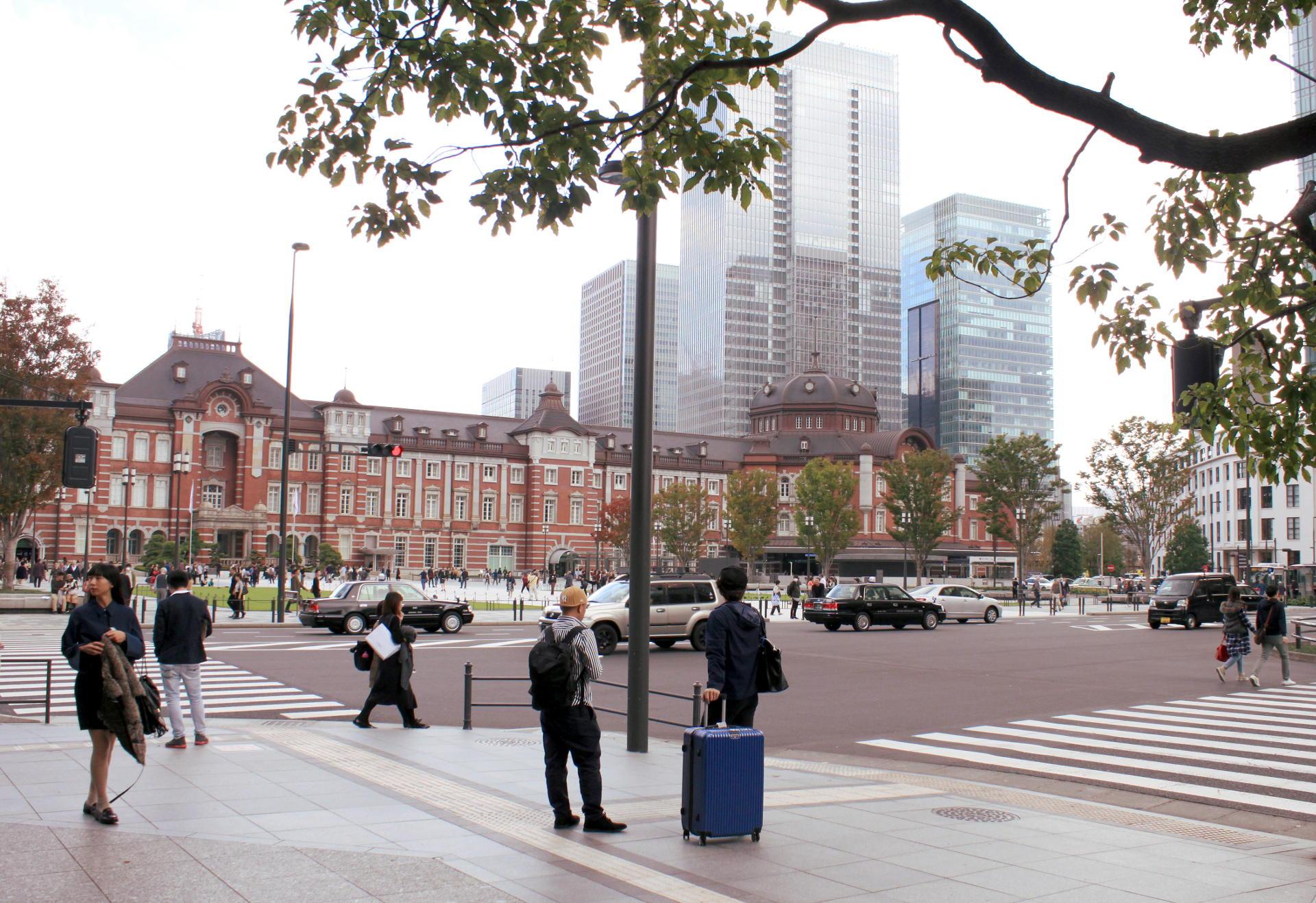 Tokyo Station iglawpodrozy