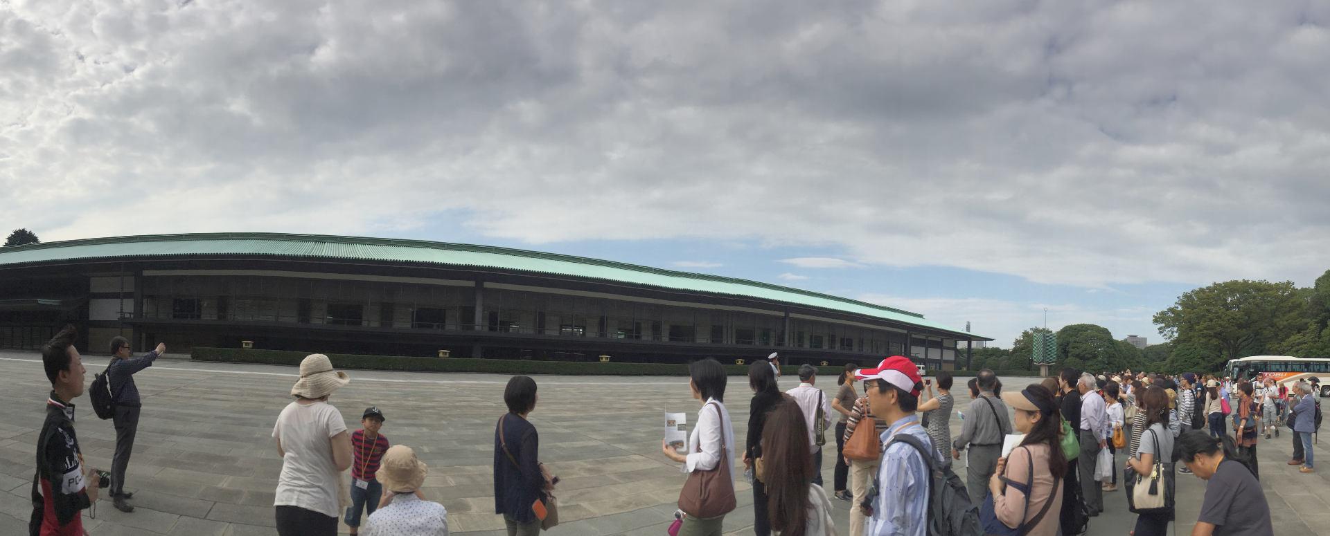 dzielnica Chiyoda Tokio wycieczka do Pałacu Cesarskiego iglawpodrozy iglawpodrozy