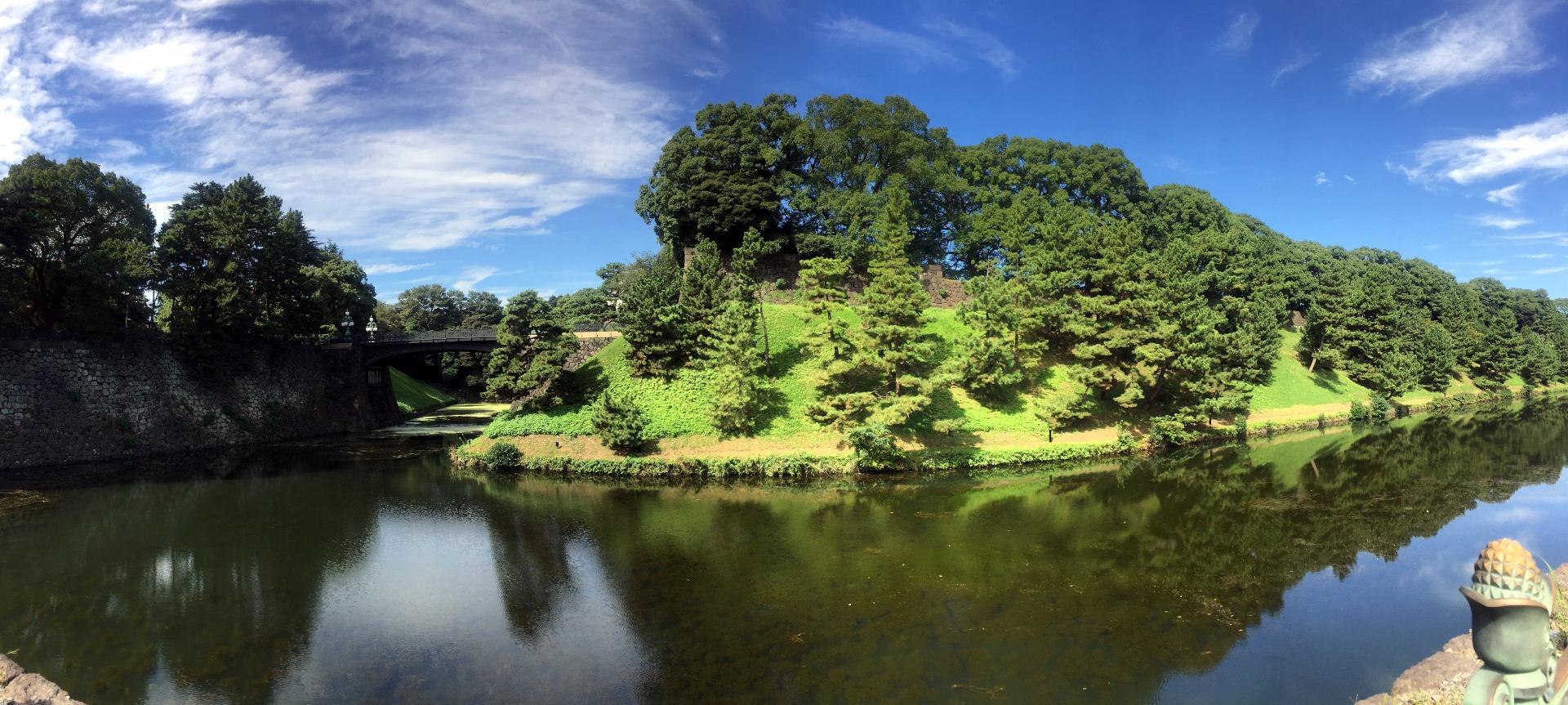 dzielnica Chiyoda Tokio Hibya Park iglawpodrozy iglawpodrozy