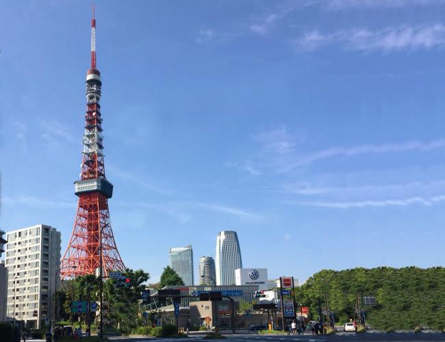 Tokyo Tower iglawpodrozy