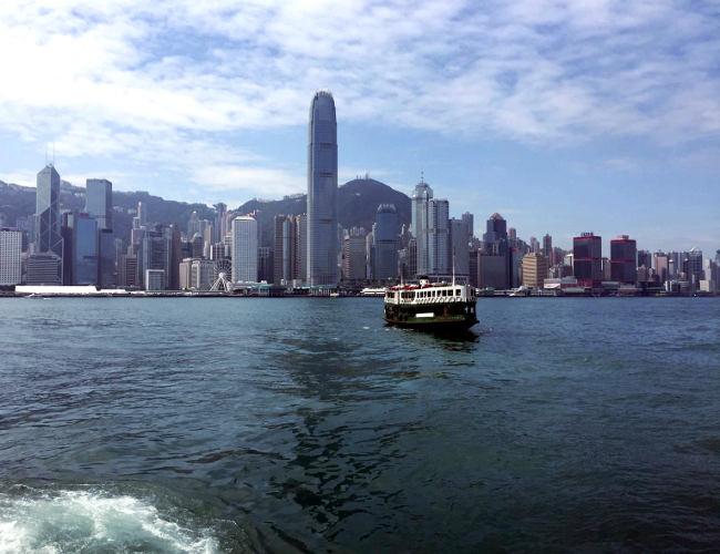 hongkong miasto widok iglawpodrozy