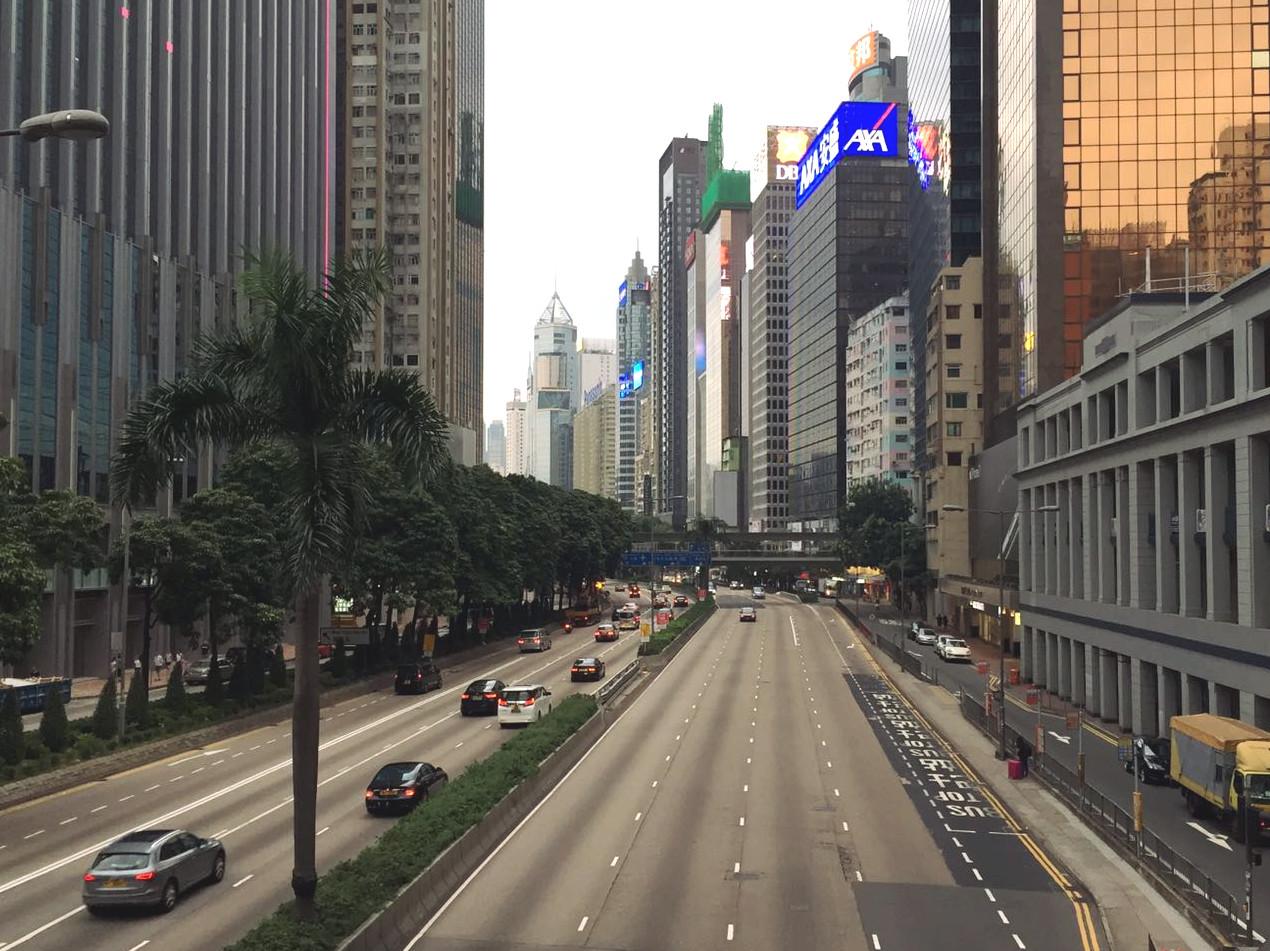 hongkong miasto dzielnice ulice iglawpodrozy