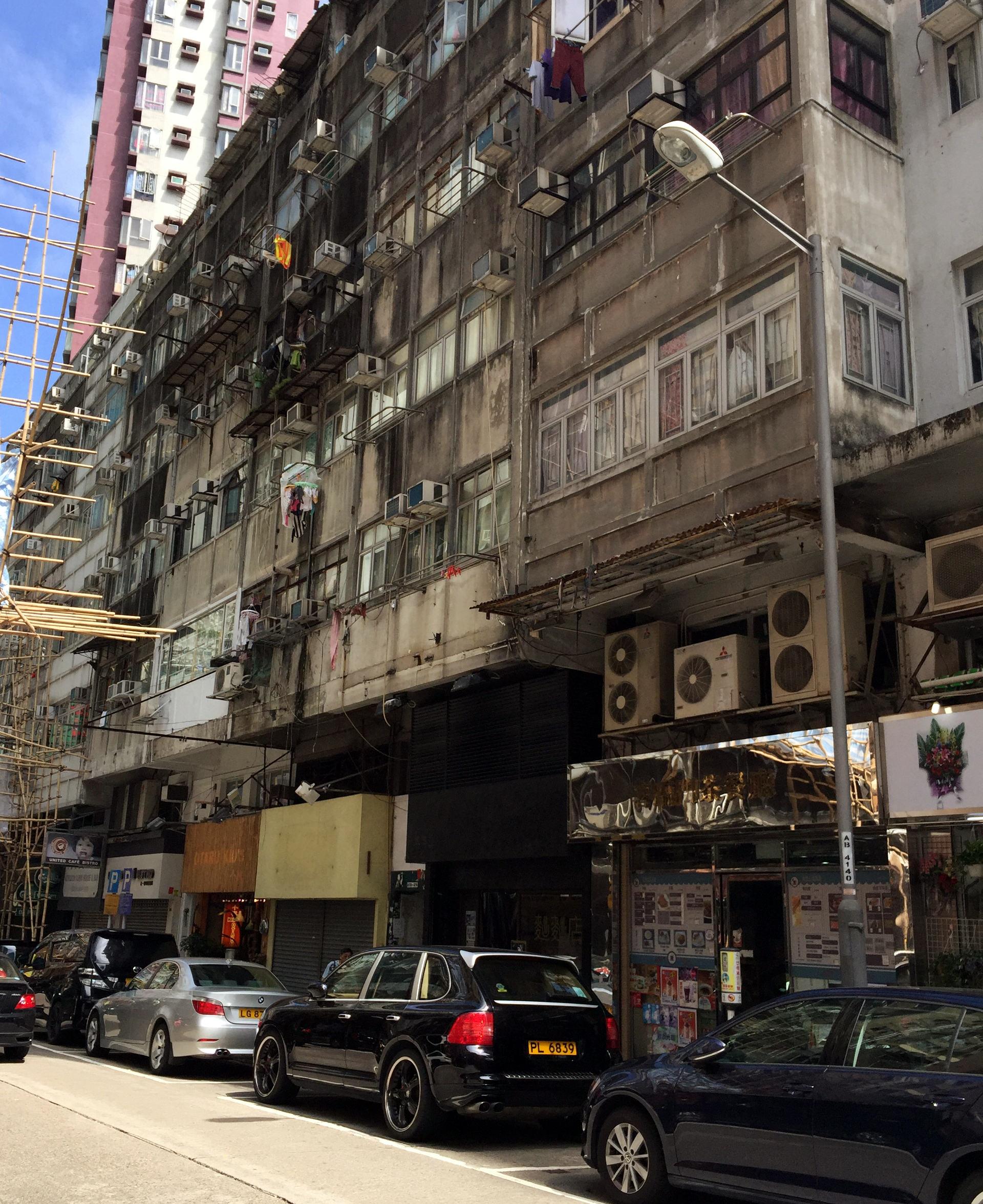 hongkong ulica miasto iglawpodrozy