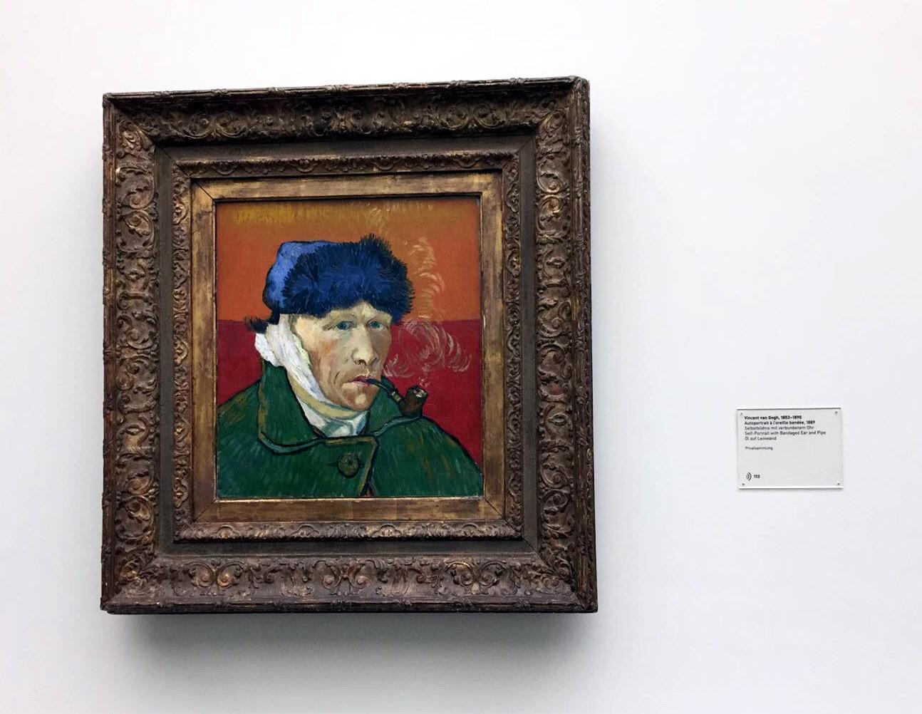 zurych zurich kunsthaus muzeum obraz van gogh iglawpodrozy