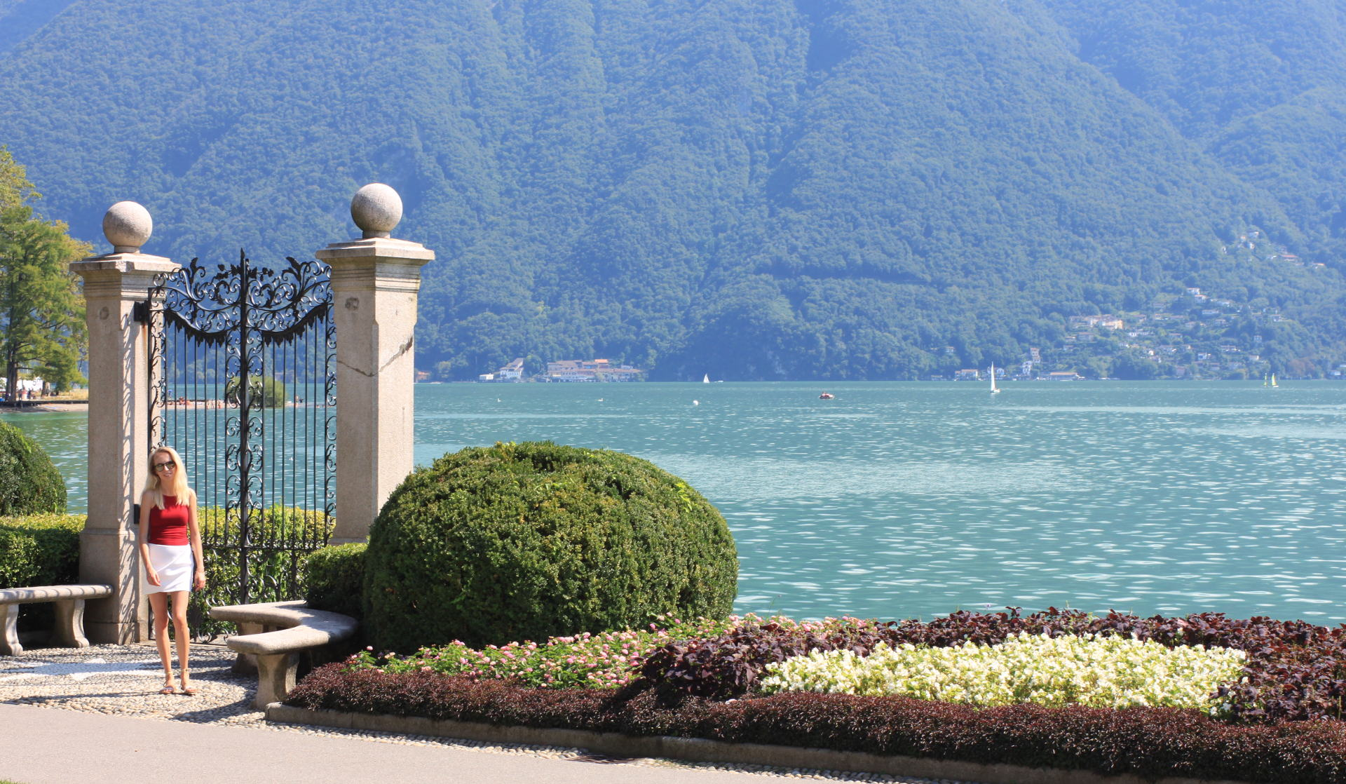 szwajcaria lugano jeziorolugano jezioroszwajcaria gorylugano widoknajeziorolugano alpyszwajcaria iglawpodrozy
