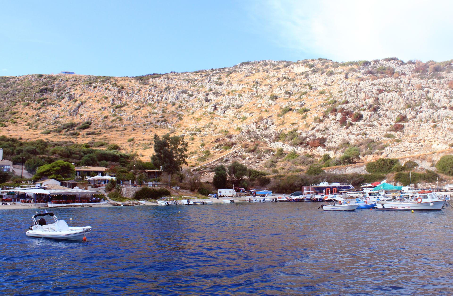 zakynthos wyspa grecja port iglawpodrozy