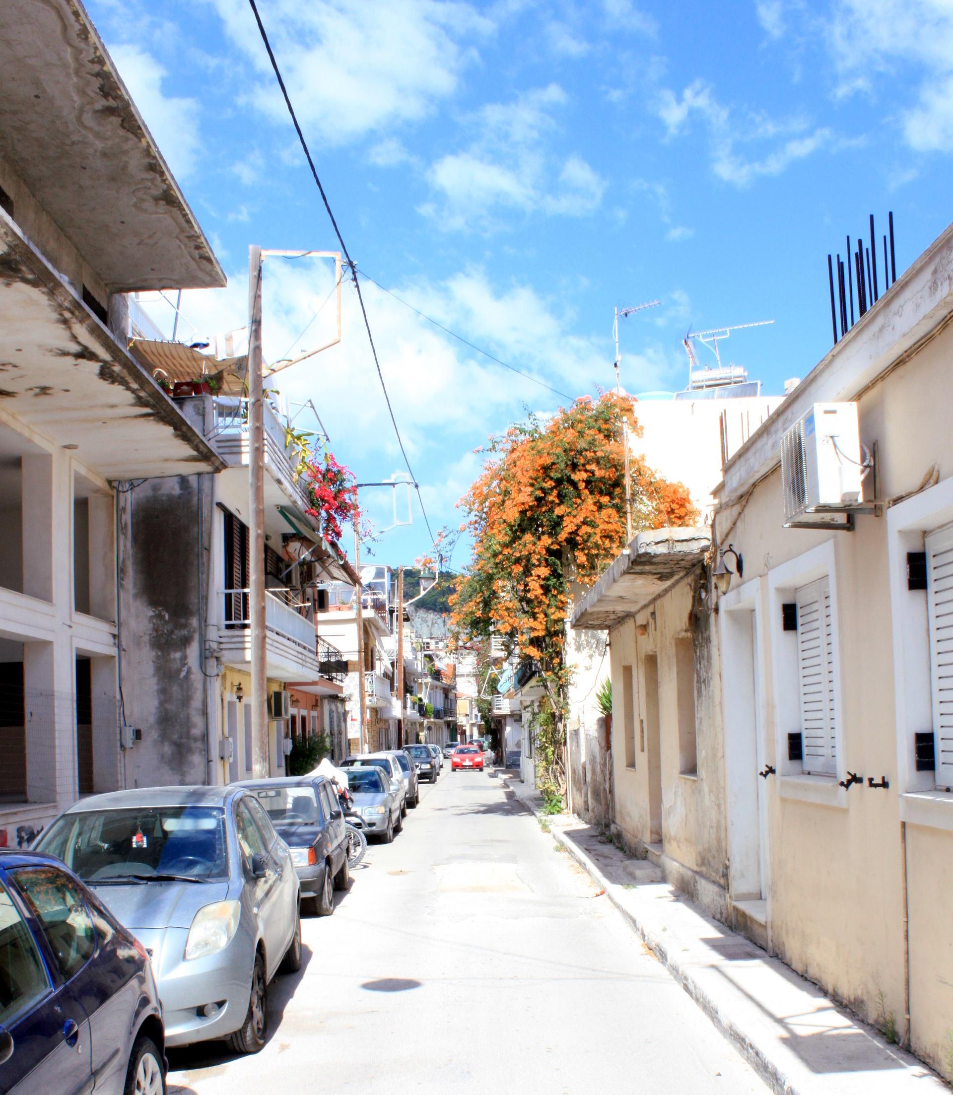 miasto zakynthos widok grecja iglawpodrozy