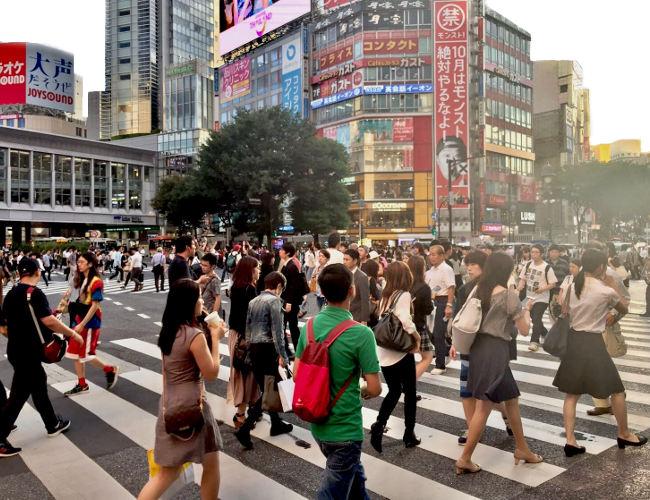 tokyo shibuya crossingiglawpodrozy