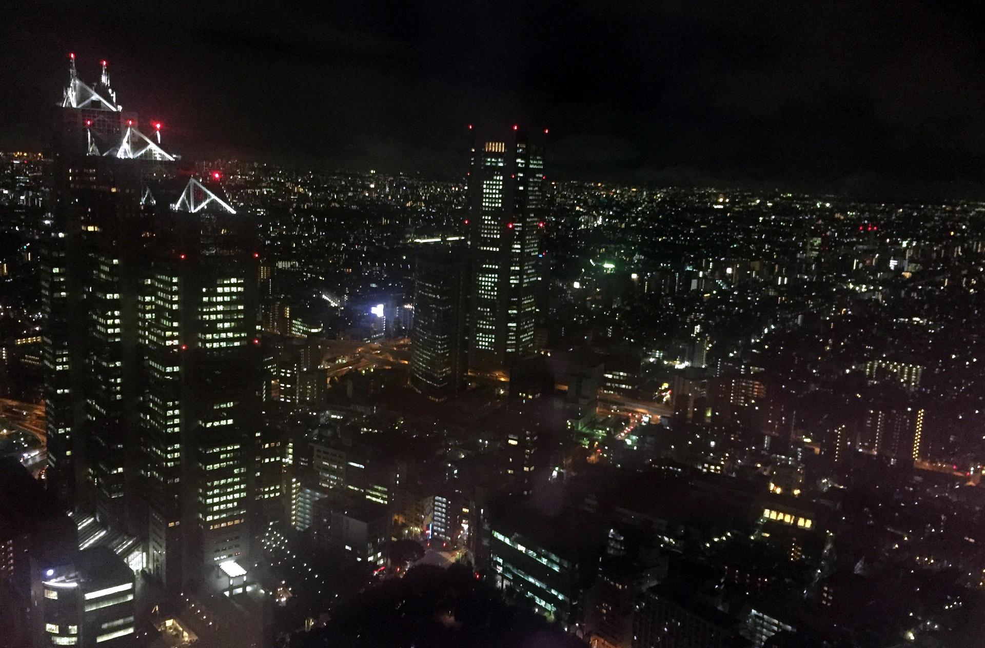 tokyo night view iglawpodrozy