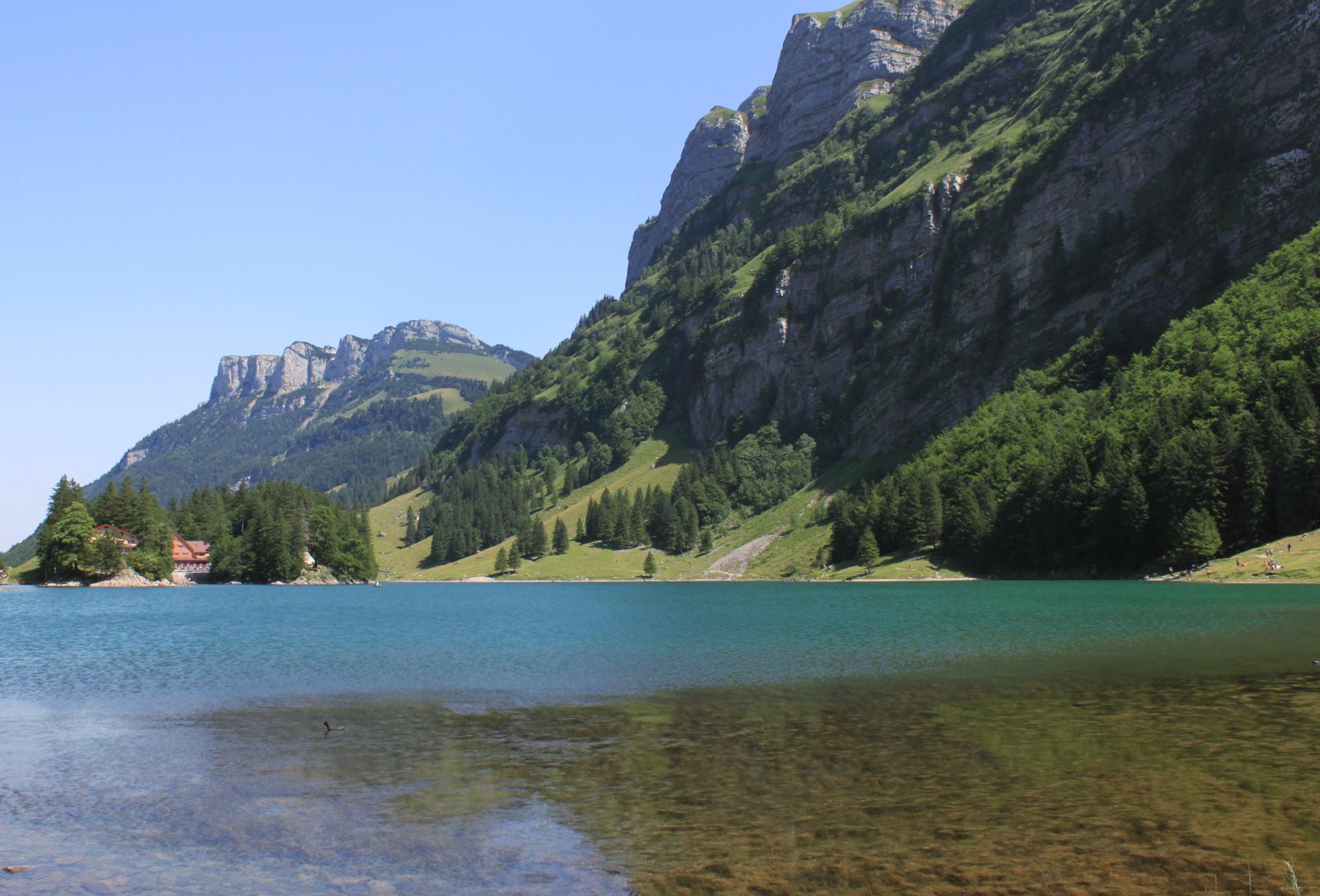 szwajcaria seealpsee jezioro iglawpodrozy
