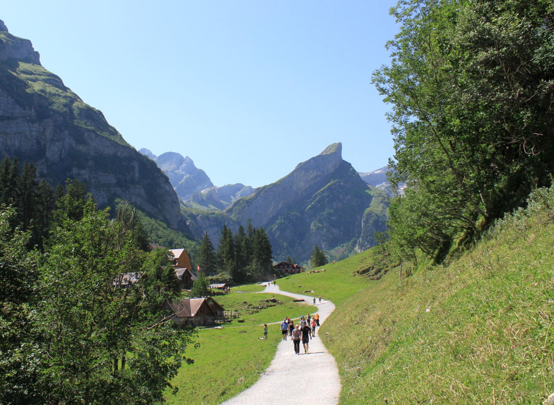 szwajcaria alpy szlak natura iglawpodrozy