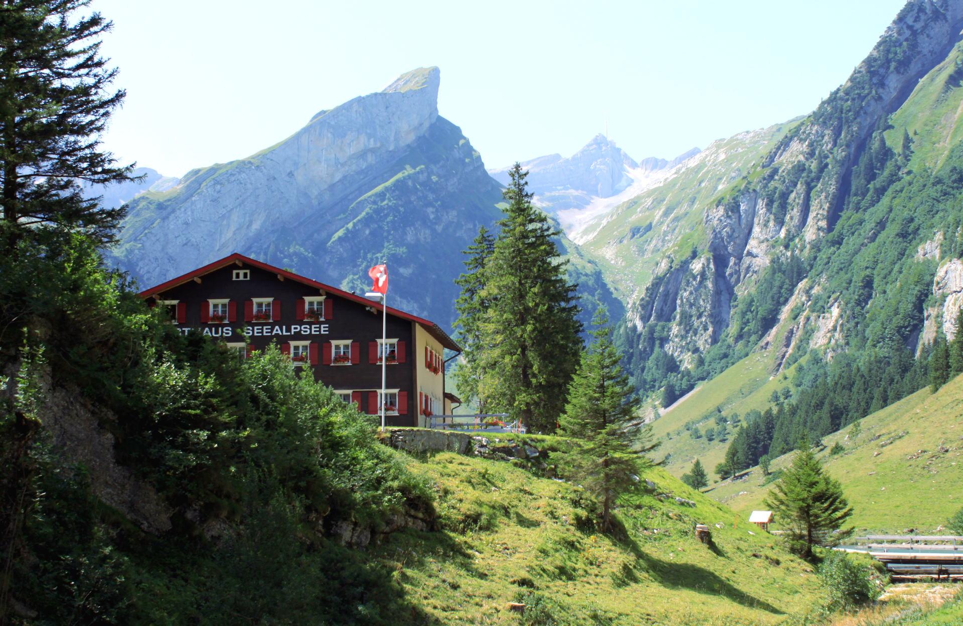 szwajcaria seealpsee szlak natura iglawpodrozy