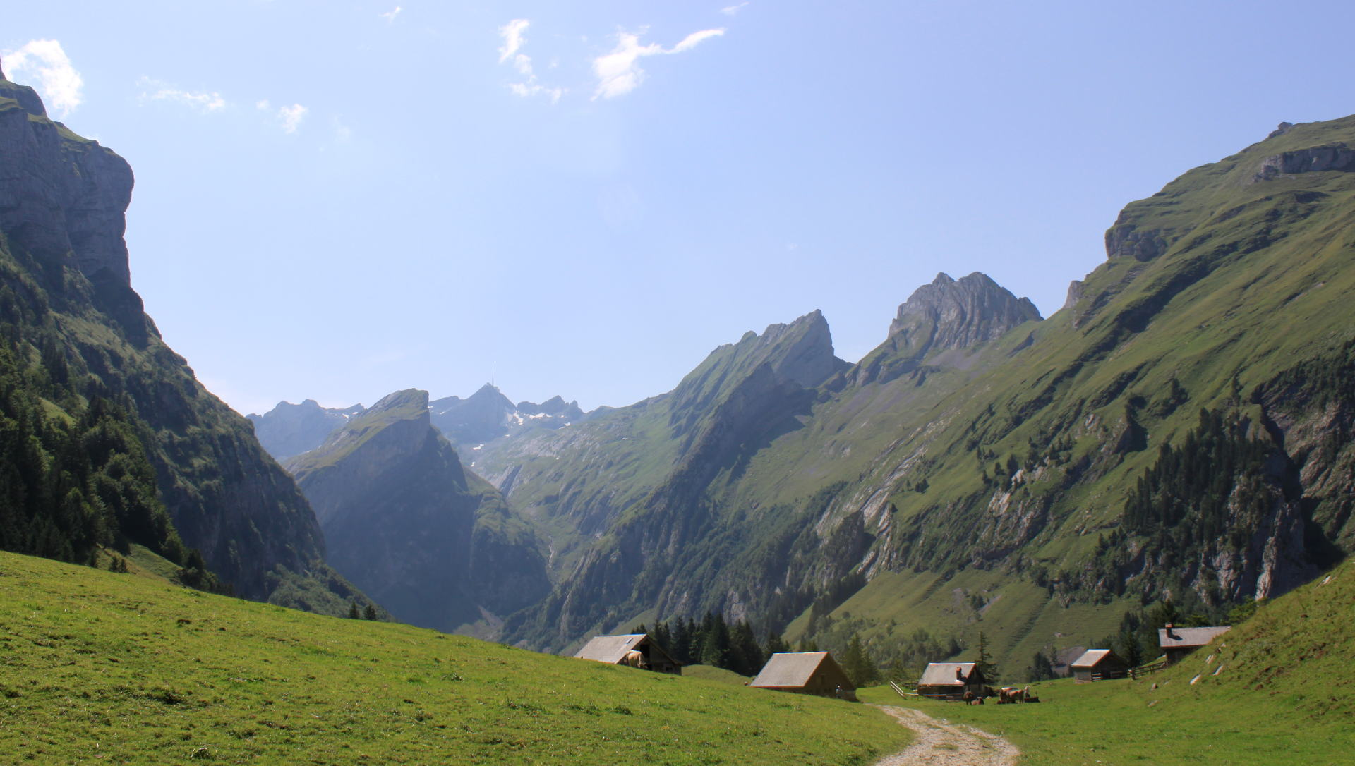 szwajcaria seealpsee alpy natura iglawpodrozy