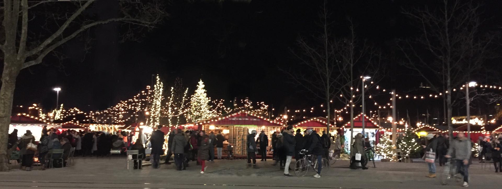 Jarmark Świąteczny w Zurychu iglawpodrozy