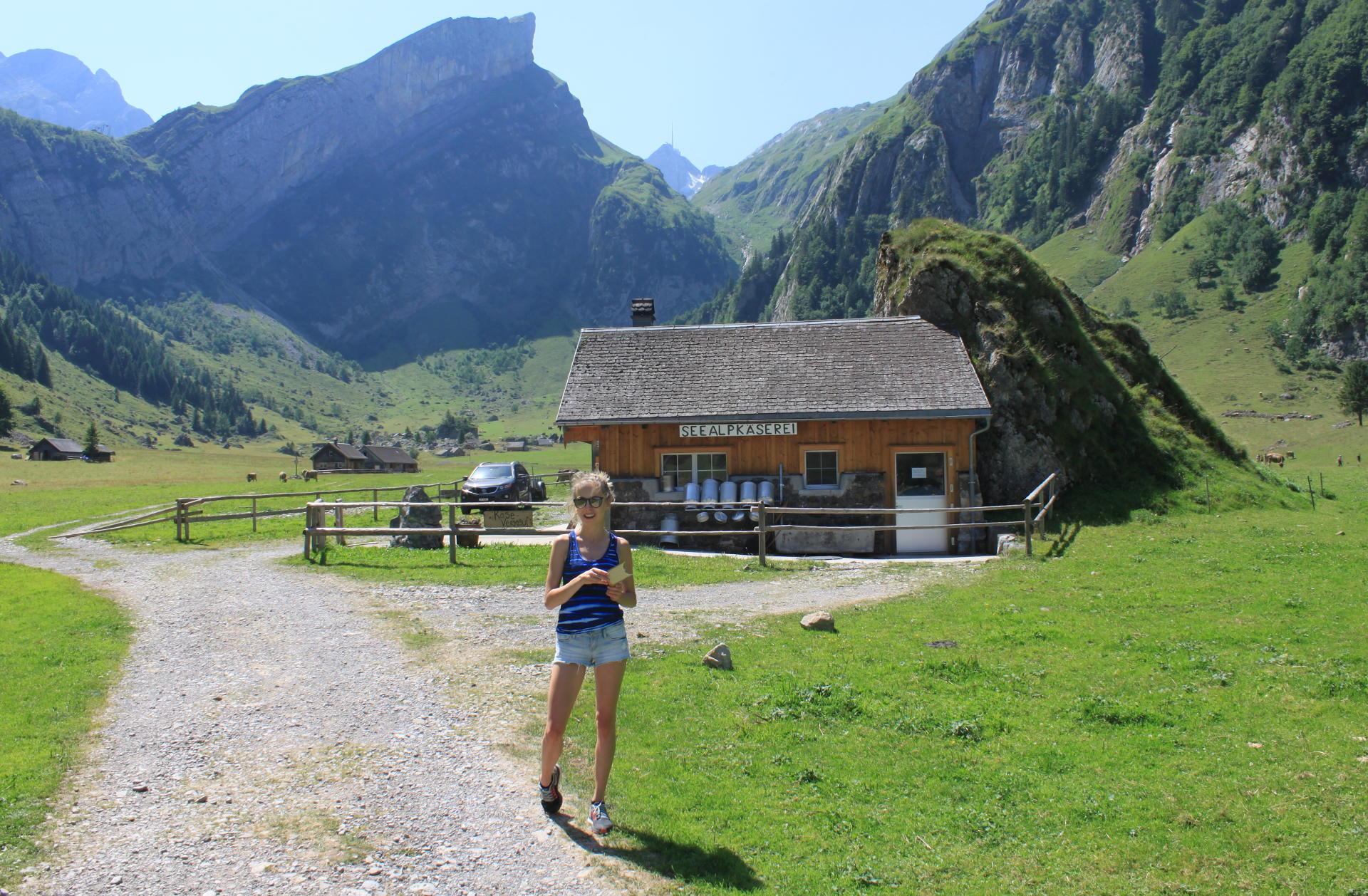 szwajcaria alpy seealpsee iglawpodrozy