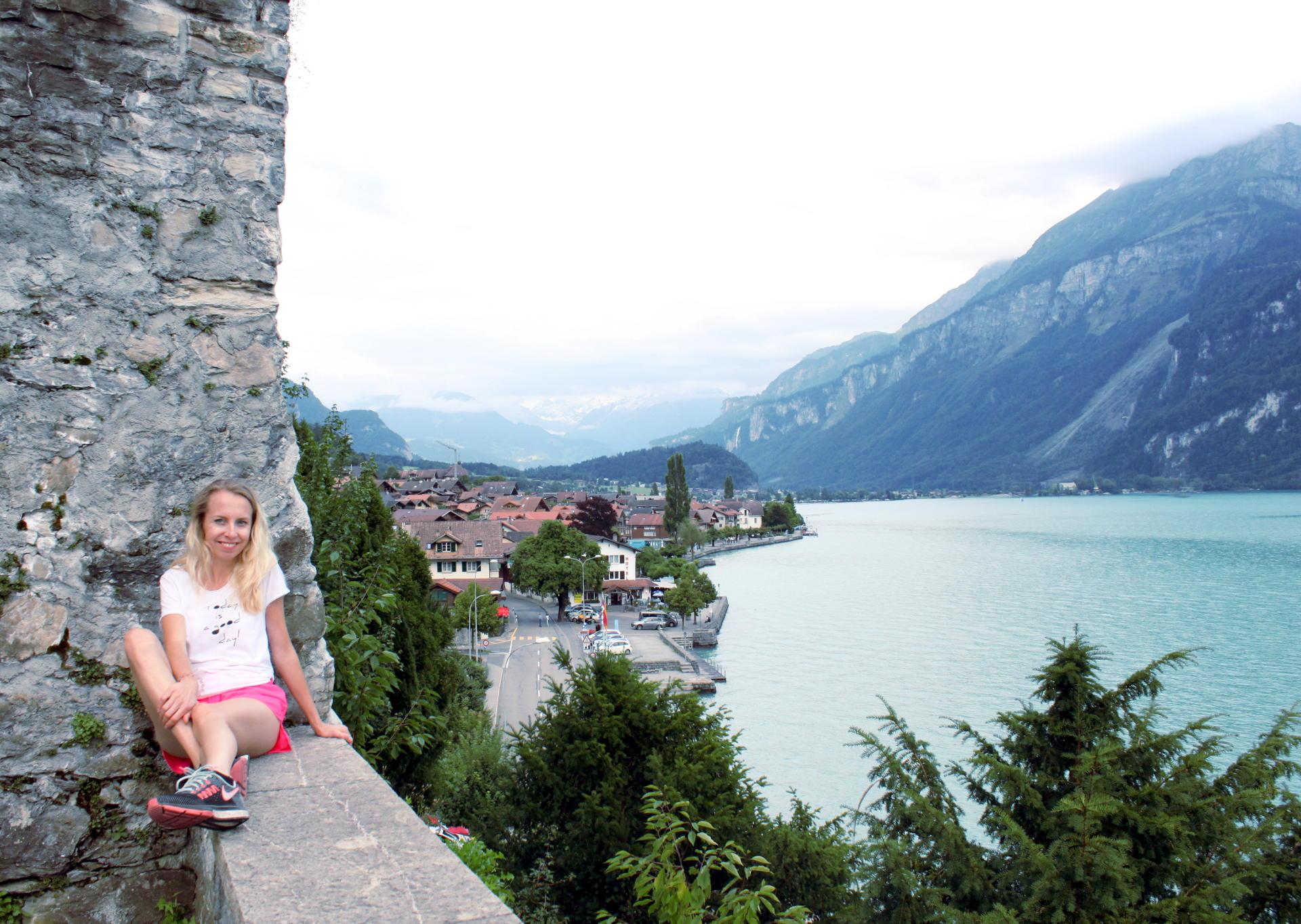 szwajcaria brienz iglawpodrozy