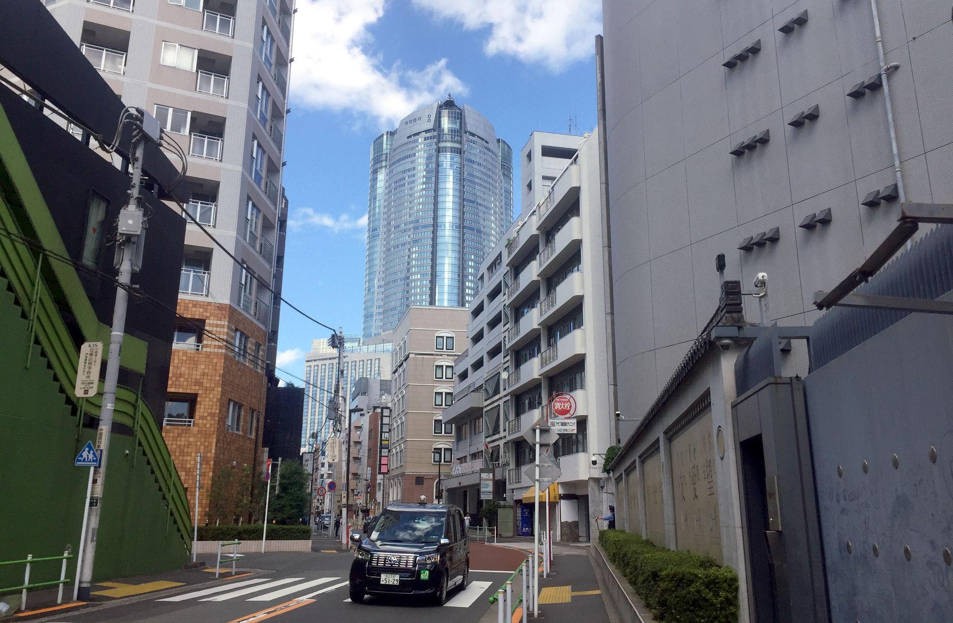 Rappongi Hills Miri Tower Minato Tokio iglawpodrozy