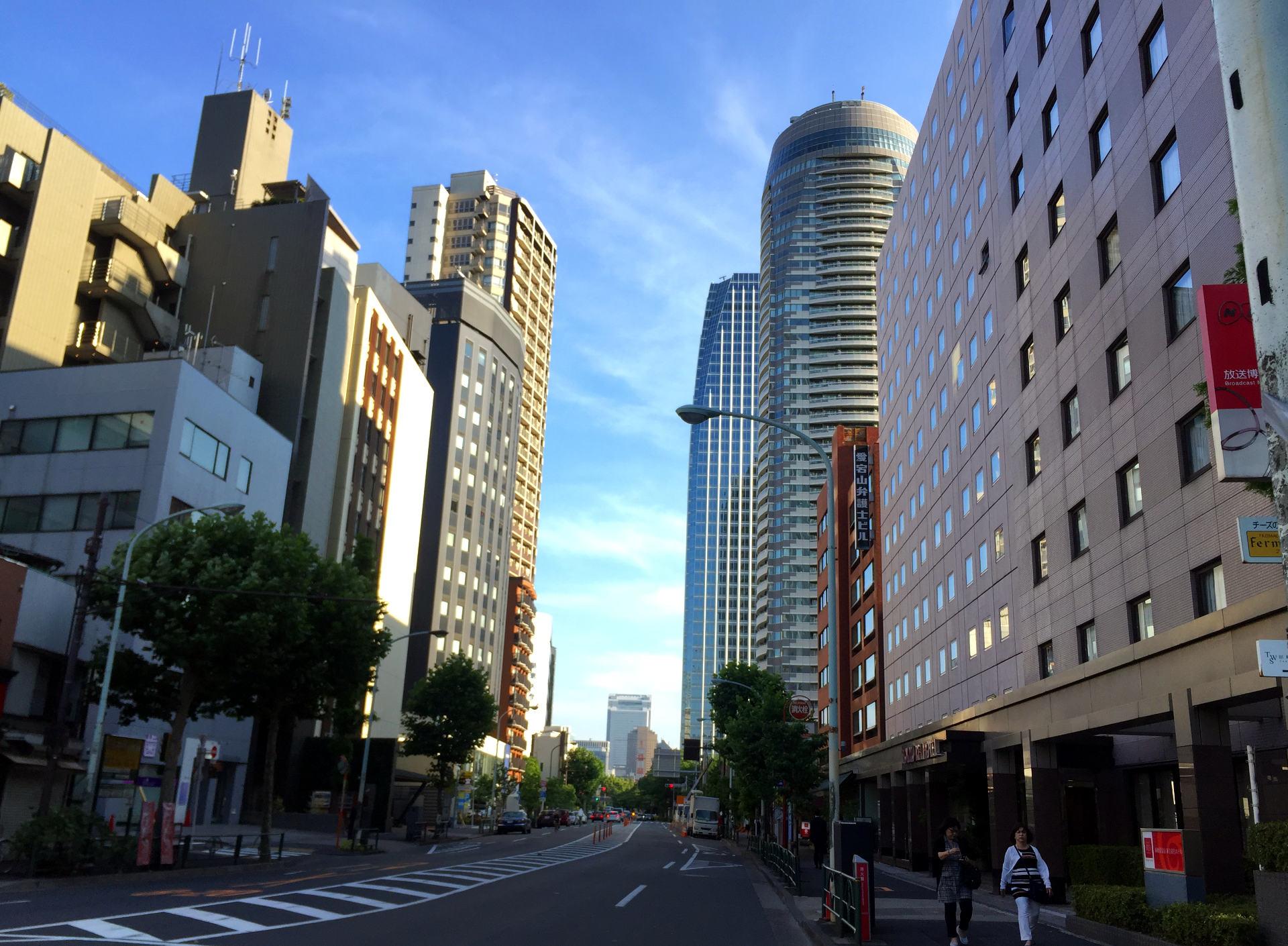 Minato City Tokio iglawpodrozy