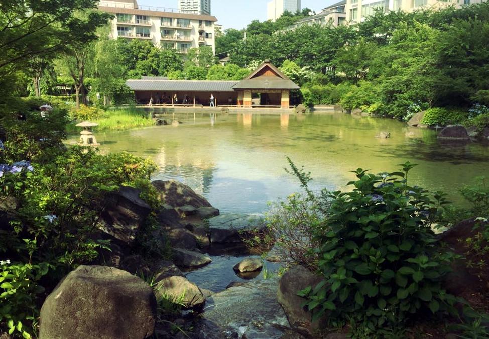 Kompleks Tokyo Midtown i Park Hinokicho iglawpodrozy