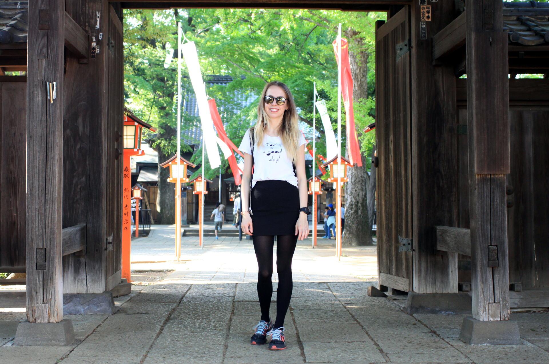 świątynia Todoroki Fudo w Tokio iglawpodrozy