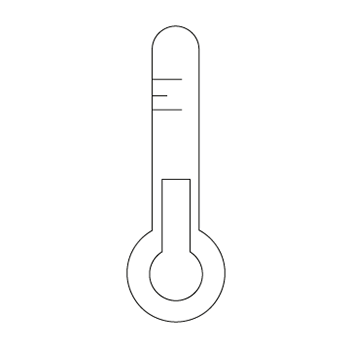 ikoo temperature icon