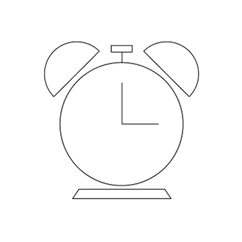 ikoo clock icon