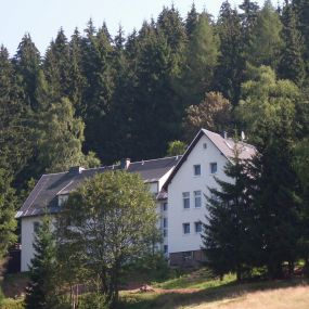 Greizer Kammhütte Pension