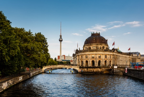 Berlin Bodemuseum