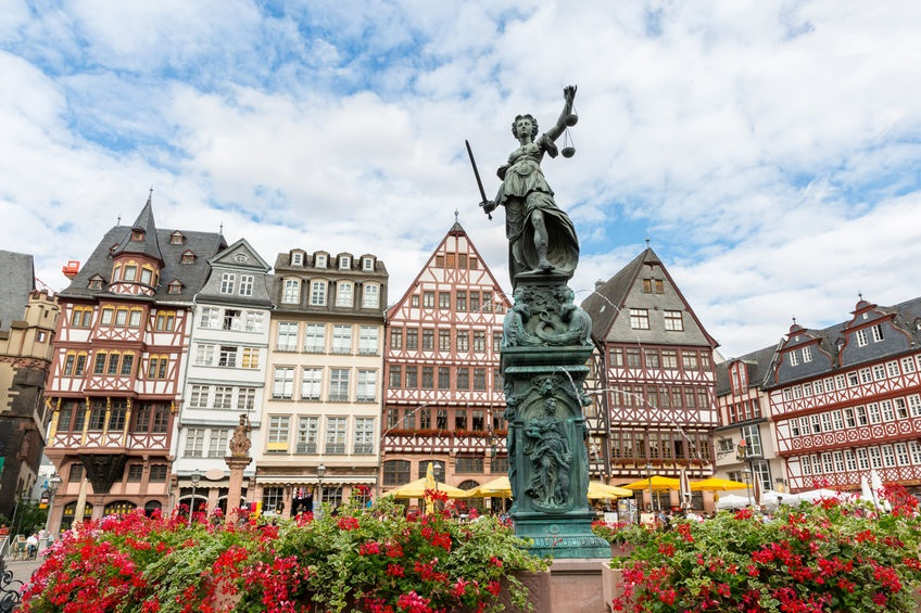 Frankfurt am Main Römerberg