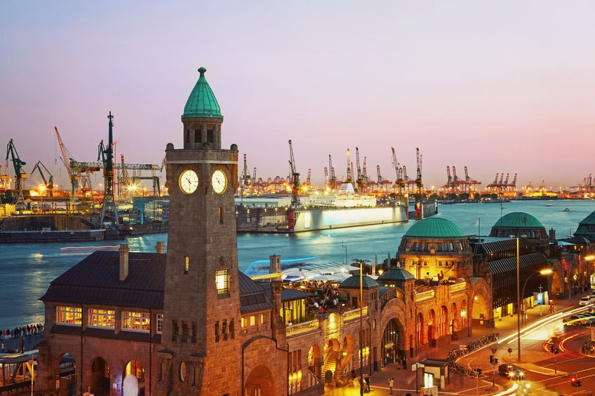 Hamburg Hamburger Hafen