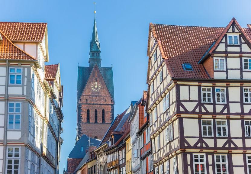 Hannover Fachwerkhäuser Altstadt