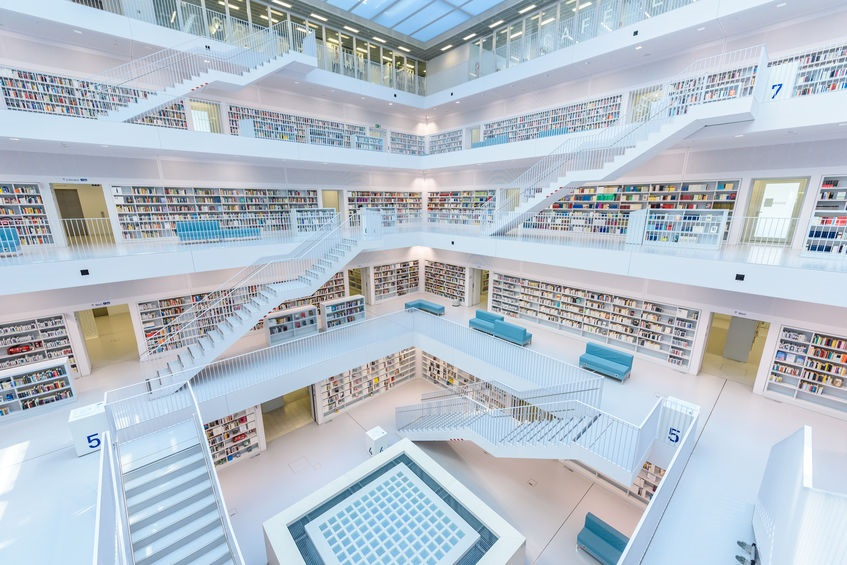 Stuttgart Bibliothek