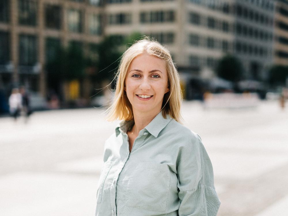 Sarah Buchholz