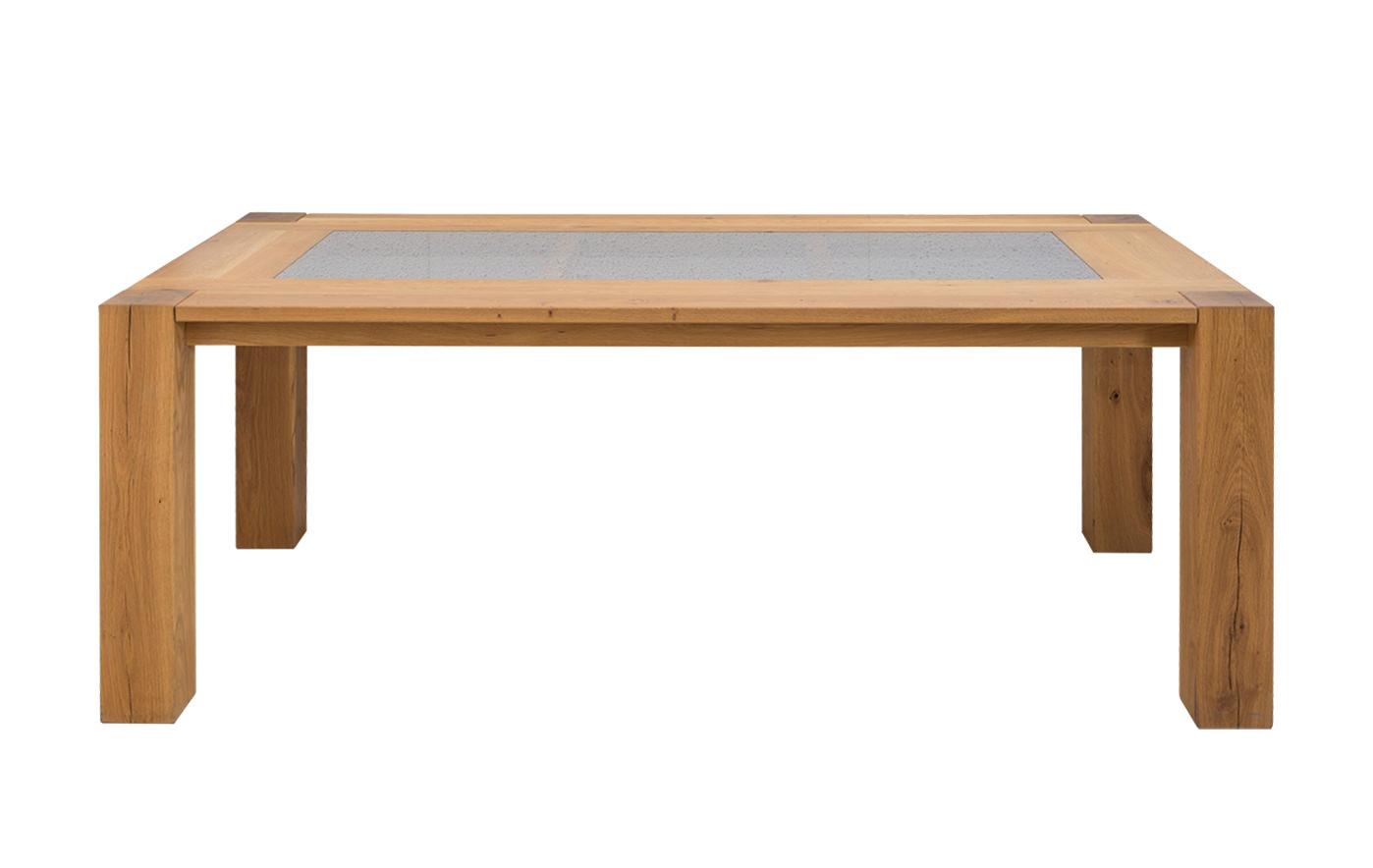 Tisch Vid mit Glass