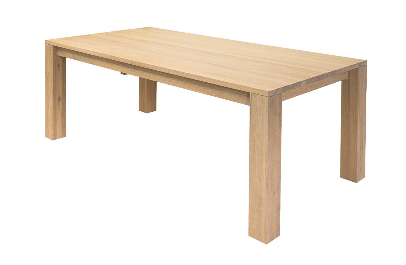 Tisch Felix mit XXL Auszug