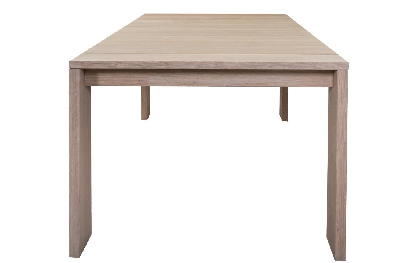 Tisch Falke mit XXL Auszug