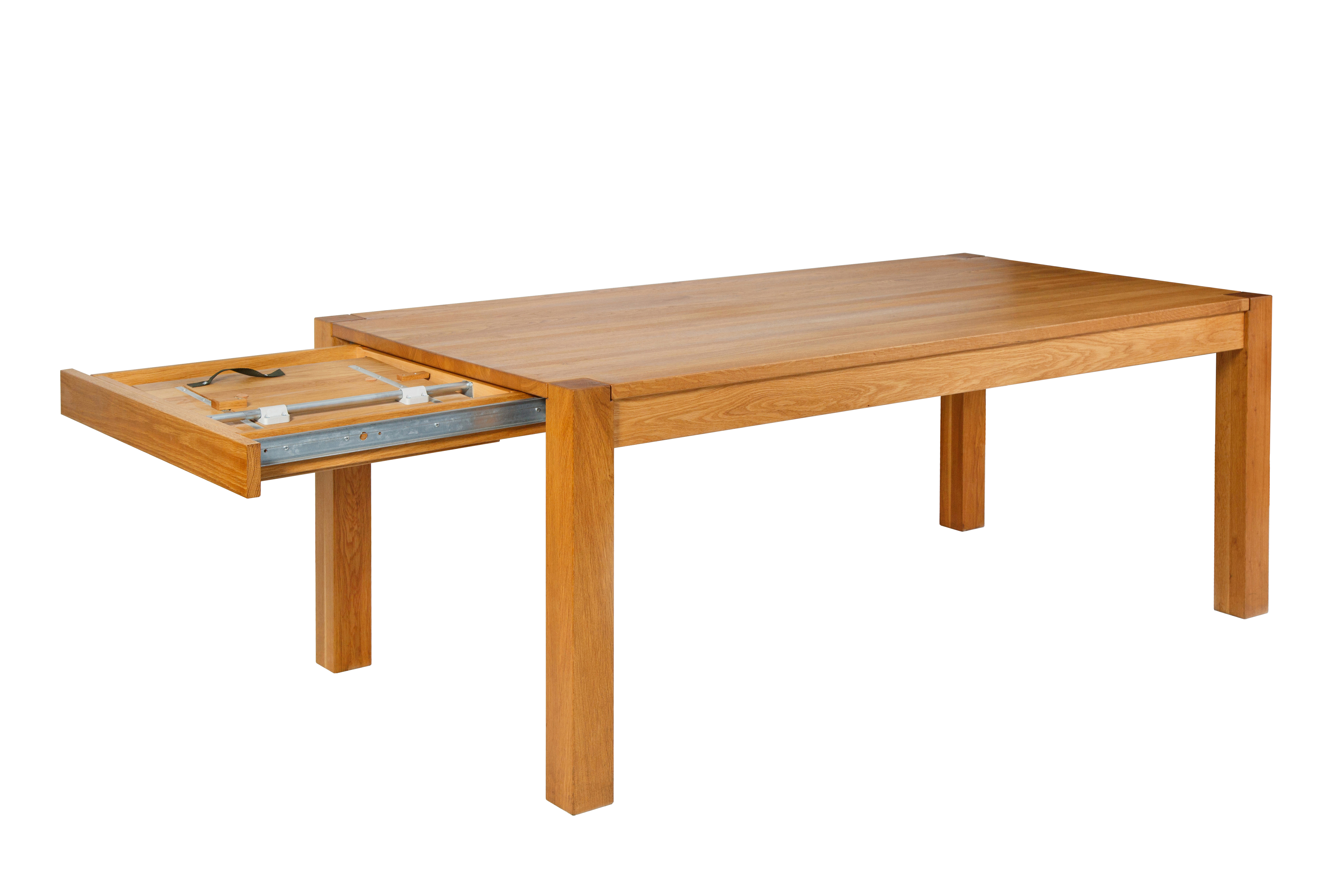Tisch Kolibri mit einem Auszug