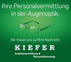 Kiefer Arbeitsvermittlung & Personalberatung Dag-Olaf Kiefer