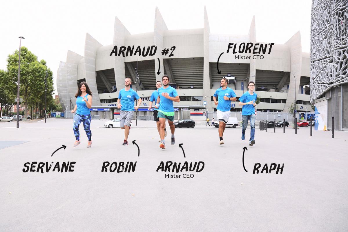 L'équipe windoo