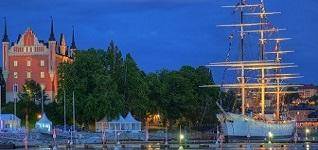 STF Vandrarhem af Chapman & Skeppsholmen -  Stockholm, Svezia - Europa