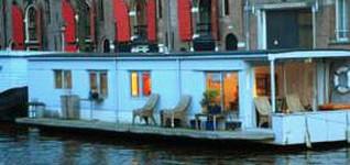 Ams Houseboat Ladyluck - Amsterdam - Europe