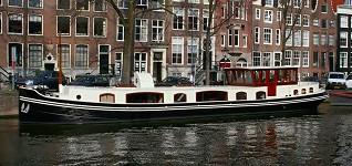 Prinsenboot - Amsterdam - Europe