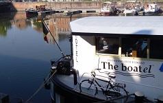 The boatel - Gent - Belgio