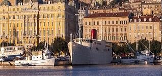 Botel Marina - Rijeka, Croazia - Europa
