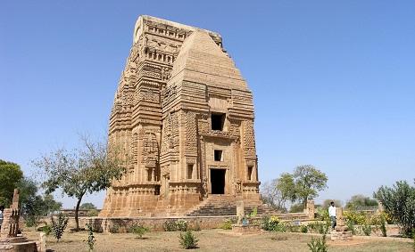 Teli-ka-Mandir Forte Gwalior