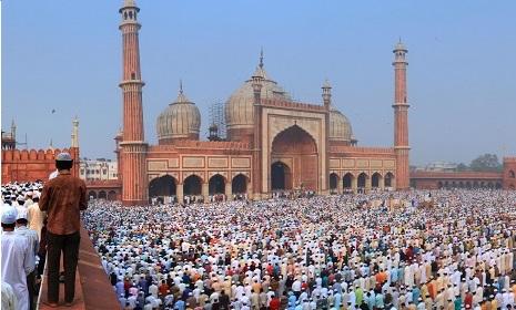 Jama masjid dehli