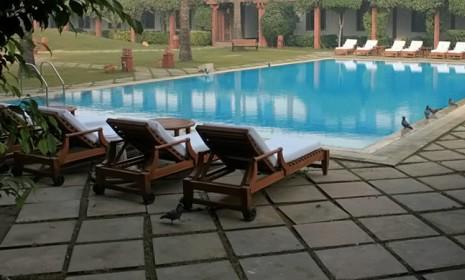 Hotel Trident - Agra - India