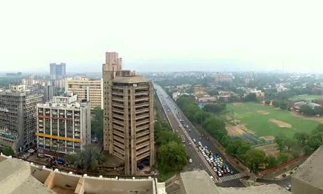 Hotel Hans Plaza - Delhi - India