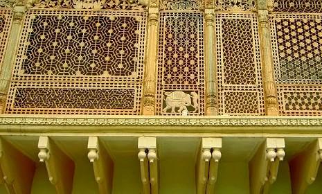 Usha Kiran Palace - Gwalior - India
