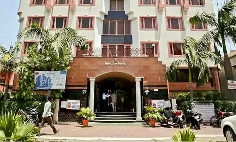 Hotel Landmark - Gwalior - India